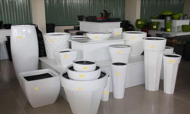 Các nguyên liệu nhựa cao cấp