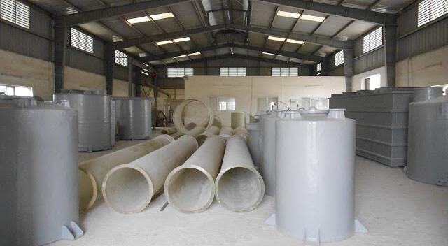 Cách pha chế nhựa composite trong công nghiệp