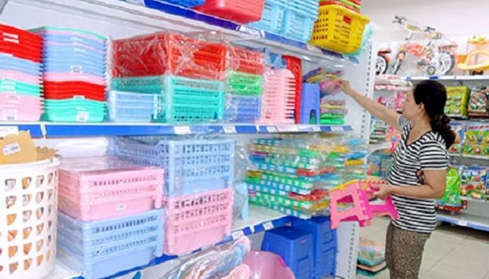 Cách nhập hàng đồ nhựa gia dụng Trung Quốc